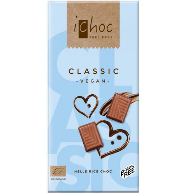 Ciocolata eco iChoc fara lecitina
