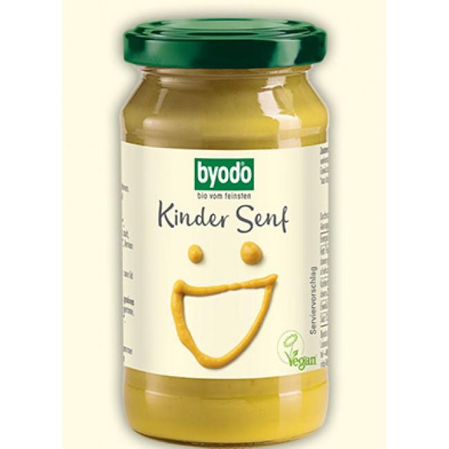 Mustar fara gluten eco pentru copii