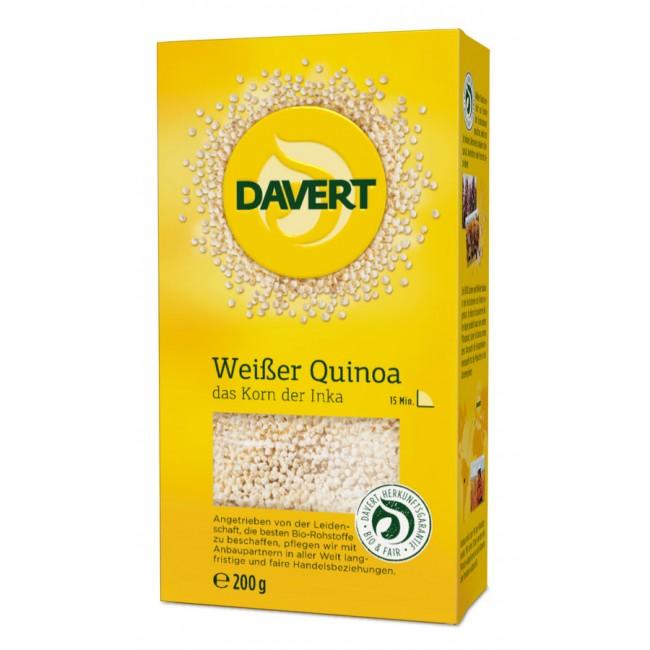 Quinoa alba ecologica, Davert