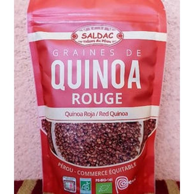 Quinoa rosie ecologica comertul echitabil Peru