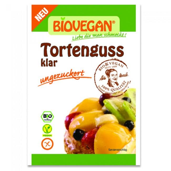 Glazura de Gelatina vegana incolora agar-agar ecologica, fara gluten