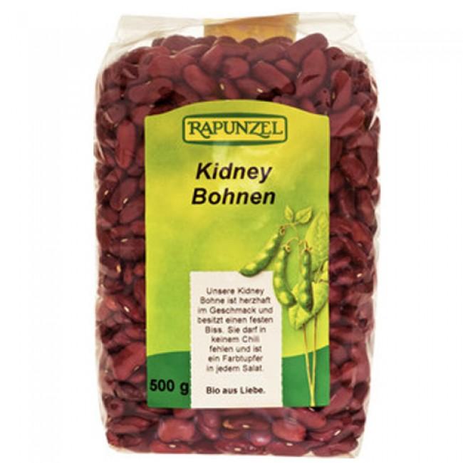 Fasole rosie Kidney ecologica