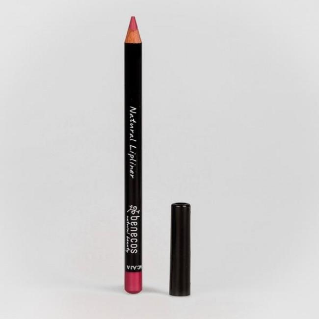 Creion roz( pink) bio de buze, Benecos