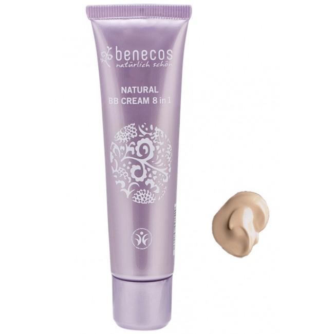 BB Cream natural 8 in 1 Fair, Benecos