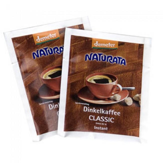 Inlocuitor de cafea instant ecologica din grau spelta (alac) 1 portie