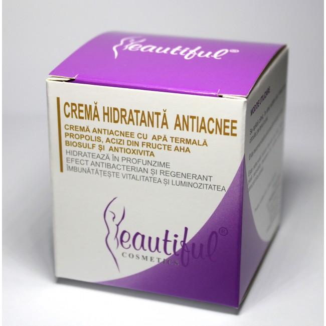 Crema hidratanta antiacnee Antioxivita Beautiful Cosmetics