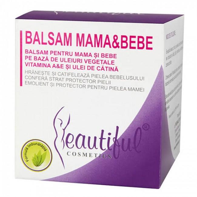 Balsam mama si bebe Beautiful Cosmetics
