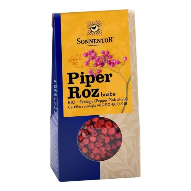 Piper roz boabe ecologic