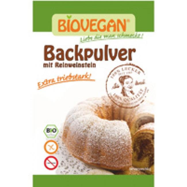 Praf de copt ecologic Biovegan, fara gluten