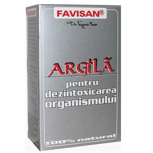 Argila 100% pulbere pentru dezintoxicarea organismului