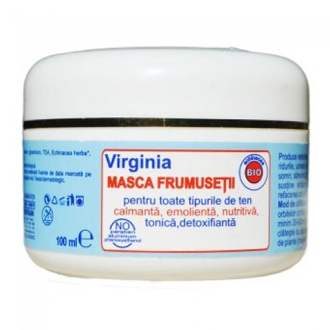 Masca frumusetii cu echinacea bio - Virginia Favisan