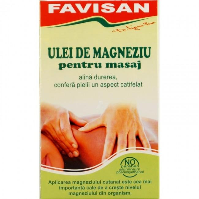 Ulei de magneziu pentru masaj