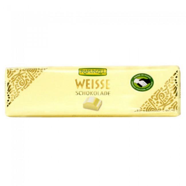 Ciocolata alba ecologica, Fair Trade