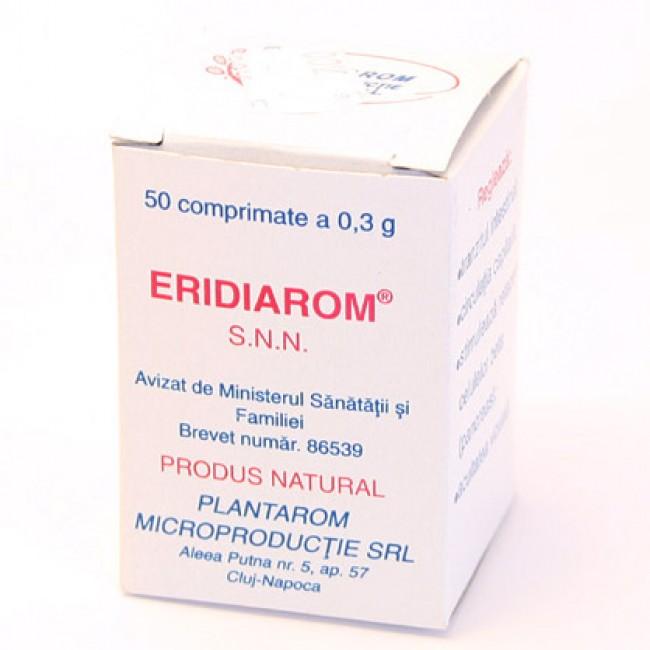 Eridiarom - concentrat natural din fructe Vaccinum myrtillus L. (Afin)
