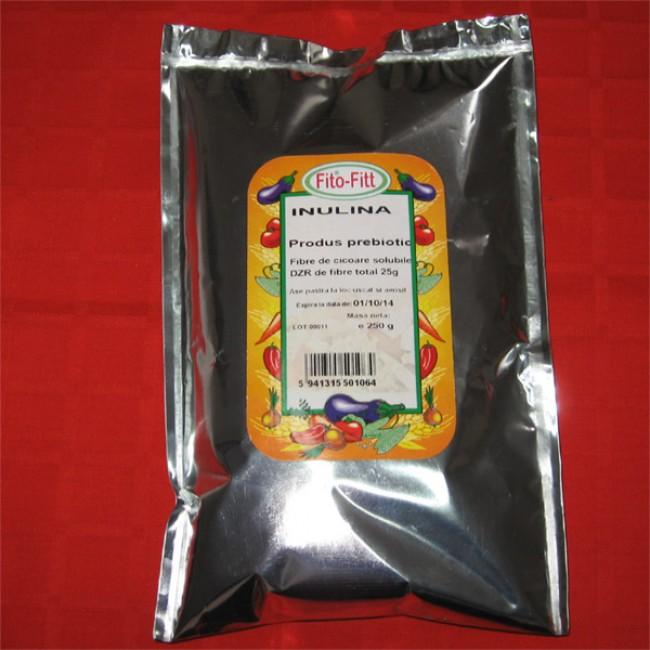 Inulina - produs prebiotic din fibre de cicoare solubile