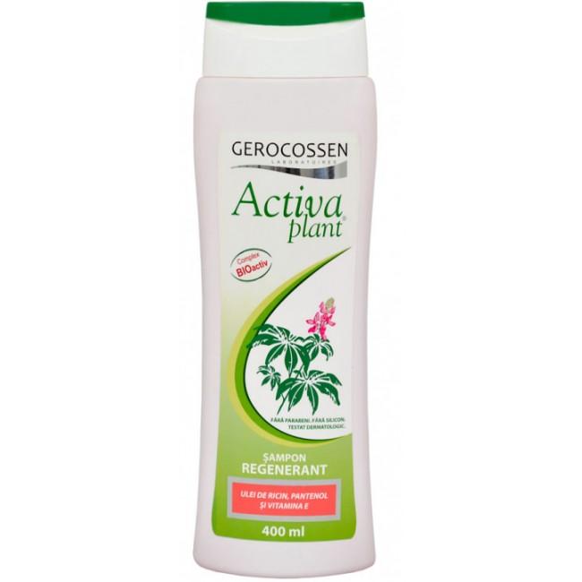 Sampon regenerant Activa Plant, Gerocossen