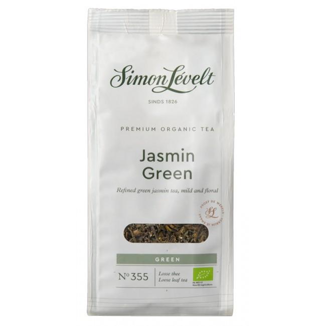 Ceai verde ecologic cu iasomie, Simon Levelt