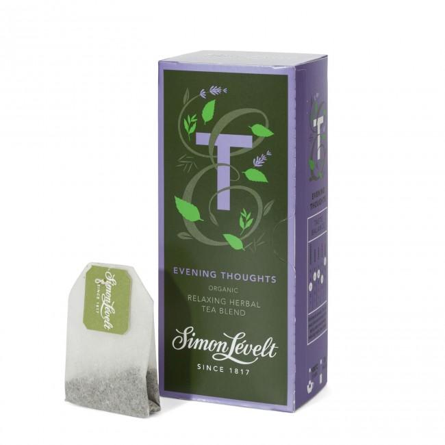 "Ceai plante relaxant ""Ganduri de seara"" ecologic, Simon Levelt"