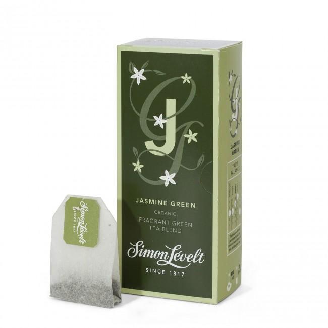 Ceai verde jasmin ecologic, Simon Levelt