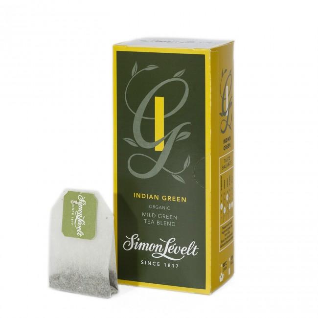 Ceai verde ecologic indian, Simon Levelt