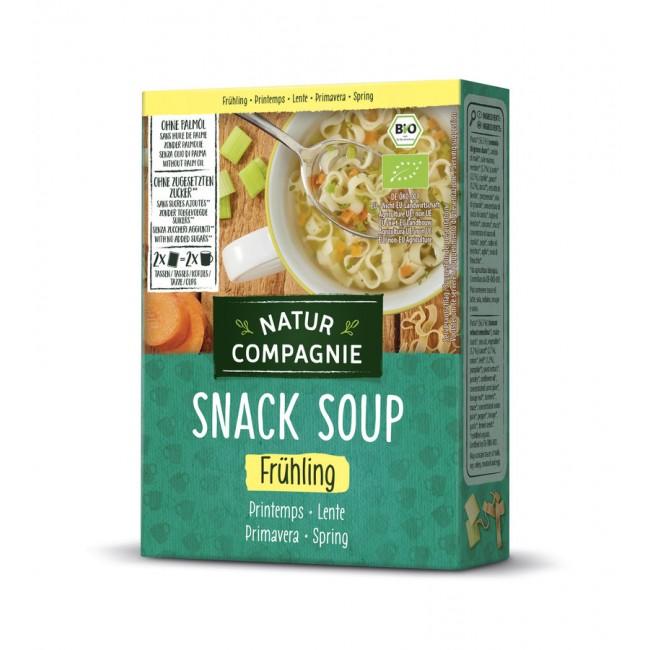 "Supa instant ecologica ""Primavara"" din legume"