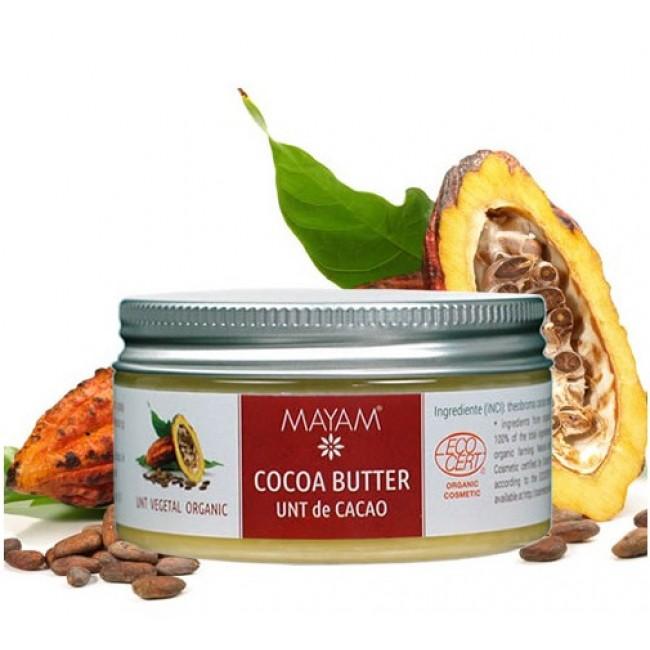 Unt de Cacao BIO 100 gr
