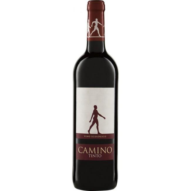 Vin rosu sec ecologic Camino Tinto Spania