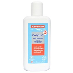 Apa de gura FAVIfresh 125ml