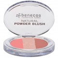 Blush trio bio - fard de obraz fall in love, Benecos